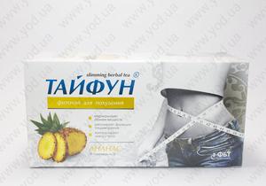 чай тайфун для похудения отзывы