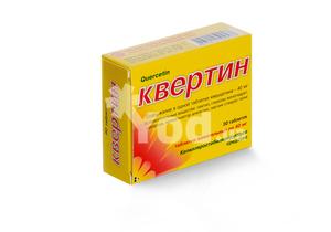 таблетки квертин инструкция по применению