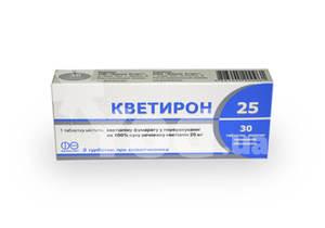 Kvetiron инструкция - фото 11