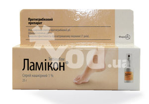 ламикон спрей инструкция цена украина - фото 3
