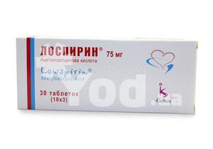 Лоспирин инструкция по применению цена в украине