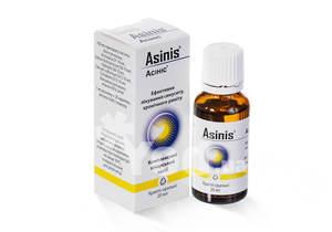 инструкция по применению асинис - фото 2