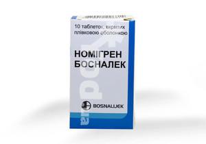 номигрен инструкция цена в украине - фото 2