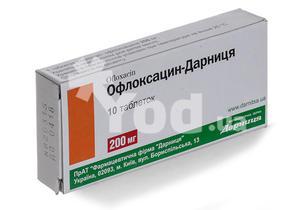 цистит офлоксацин отзывы