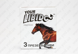 Презервативы Your Libido Тонкие