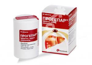 Прогепар, таблетки, 50 шт. Купить, цена и отзывы, прогепар.