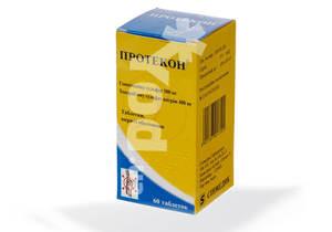 протекон таблетки инструкция по применению цена - фото 7