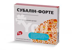 субалин цена инструкция по применению - фото 5
