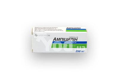 Ампициллин инструкция по применению цена в украине
