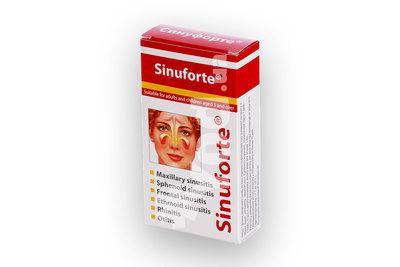Синуфорте - применение, состав, отзывы и аналоги ...