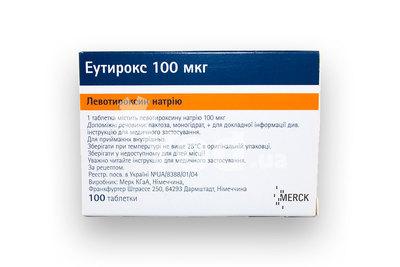Эутирокс 100 Мкг Инструкция - фото 11