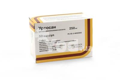 урсосан инструкция по применению цена в украине