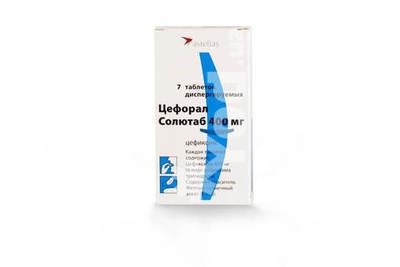 Супракс® солютаб® инструкция по применению, аннотация, отзывы.