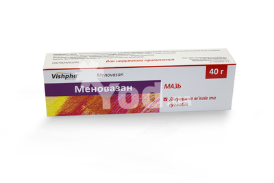 меновазин мазь инструкция по применению цена в украине