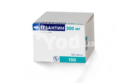тебантин инструкция по применению цена украина