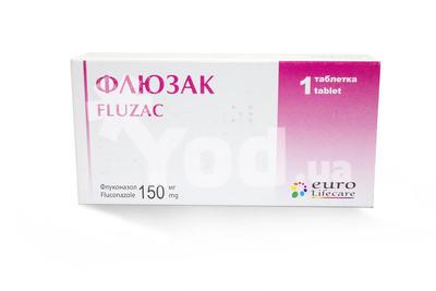 флюзак таблетки инструкция по применению цена