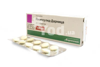 Нимесулид в виде таблеток или геля: свойства, инструкция по.