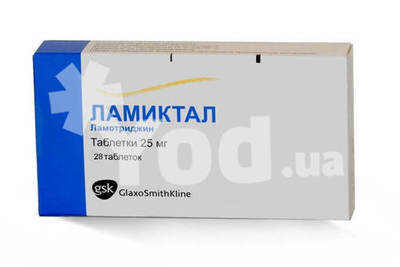 Ламиктал Таблетки Инструкция - фото 4