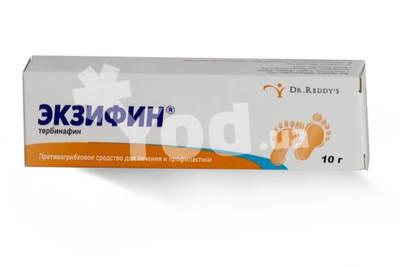 лекарство экзифин инструкция цена