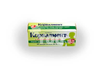 Корвалмент»: инструкция по применению (таблетки). Аналоги лекарства.