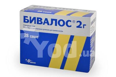 бивалос инструкция цена в украине
